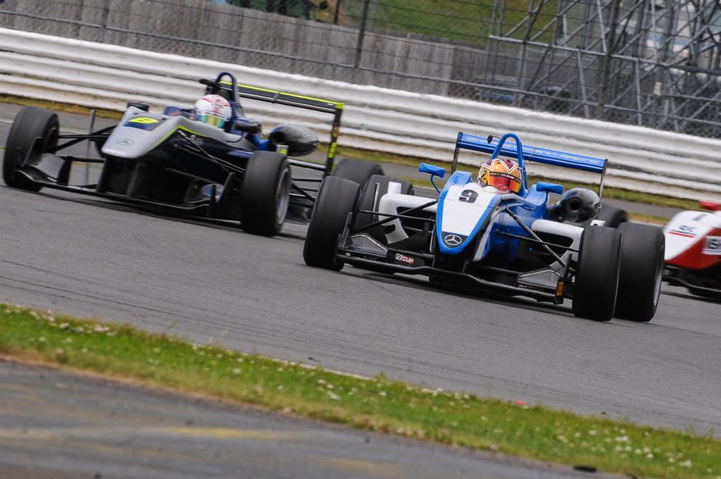 Peter Venn - Chris Dittmann Racing Dallara F308 Mercedes HWA